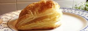 Receta de pastel de Hojaldre relleno de carne
