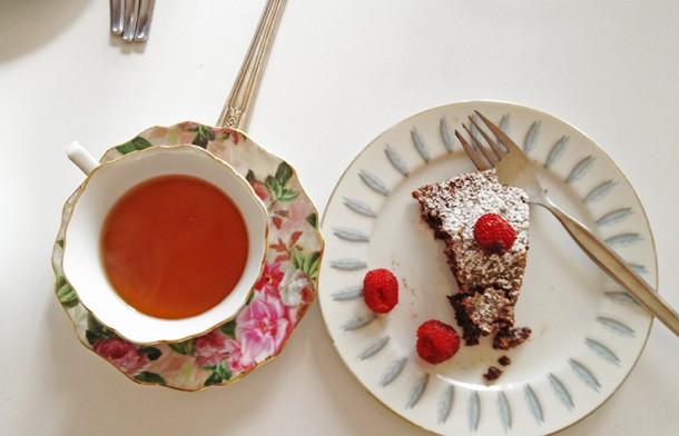 Receta de Torta de chocolate sin harina