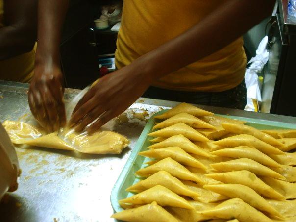 Empanada Caleña - Chontaduro
