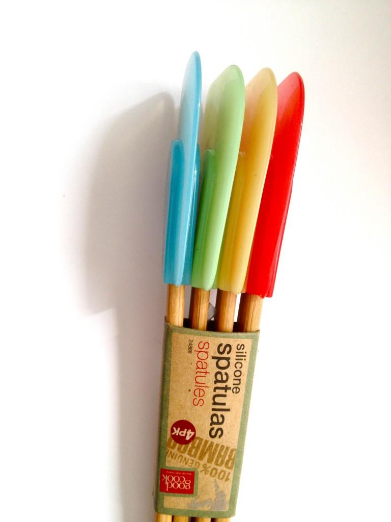 espatulas silicona colores